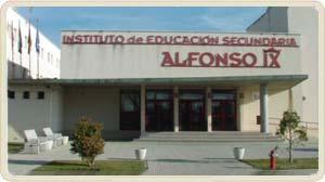 Instituto de Educación Secundaria Alfonso IX
