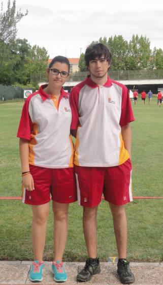 Beatriz y Rufino