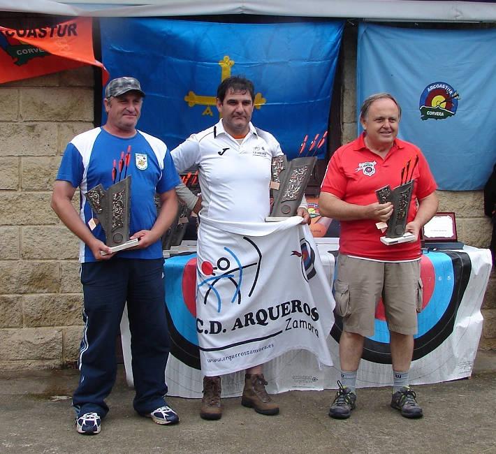 Ramiro Portales, ganador del XV Trofeo ArcoAstur