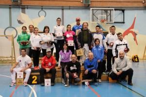 Arqueros ganadores en Zamora