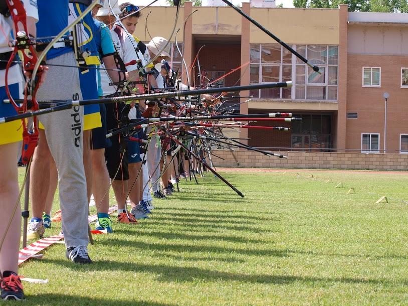 Competiciones | Tiro con arco. Club Deportivo Arqueros Zamora